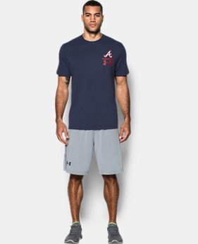 Men's Atlanta Braves Logo T-Shirt  1 Color $20.24