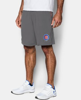 Men's Chicago Cubs UA Raid Shorts  1 Color $22.49