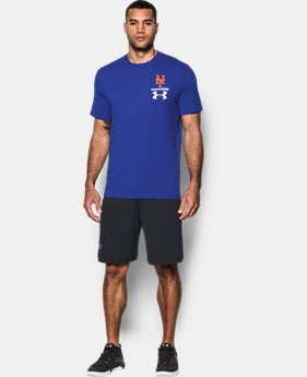 Men's New York Mets Logo T-Shirt  1 Color $34.99