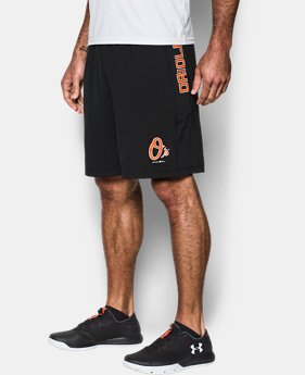 Men's Baltimore Orioles UA Raid Shorts  1 Color $39.99