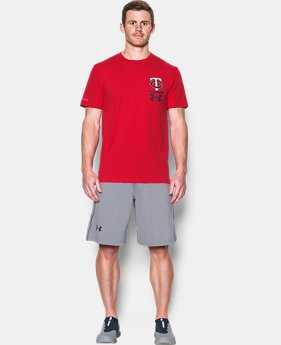 Men's Minnesota Twins Logo T-Shirt  1 Color $39.99