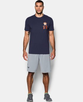 Men's Houston Astros Logo T-Shirt  1 Color $34.99
