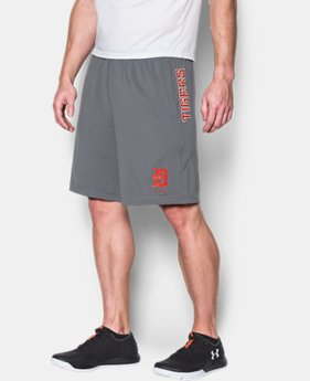 Men's Detroit Tigers UA Raid Shorts  1  Color $39.99