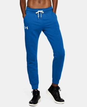Women's UA Favorite Fleece Wordmark Graphic Pants LIMITED TIME OFFER 1 Color $39.99