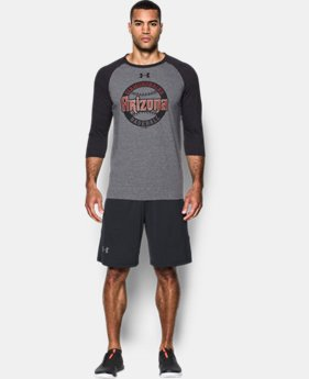 Men's Arizona Diamondbacks ¾ Sleeve T-Shirt  1  Color Available $39.99