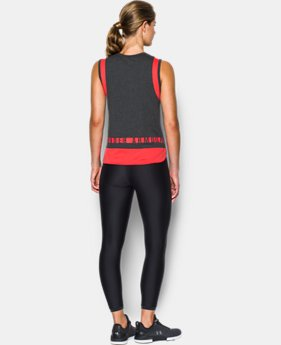 Women's UA Favorite Mesh Graphic Tank  2 Colors $39.99