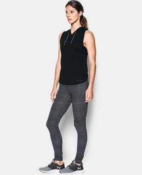 Women's UA Favorite Mesh Sleeveless Hoodie  1 Color $39.99