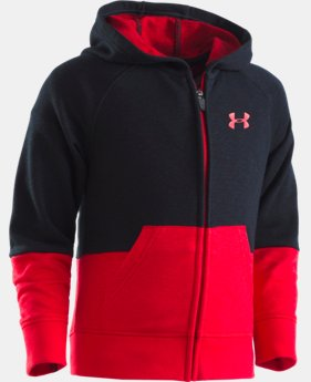 Boys' Pre-School UA Color Block Hoodie  1 Color $42.99