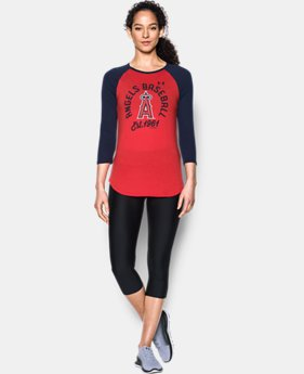 Women's Los Angeles Angels ¾ Sleeve T-Shirt  1 Color $20.99