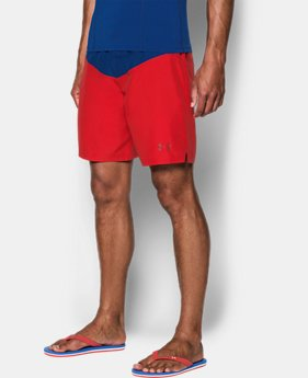 Men's Baywatch UA Boardshorts  1 Color $37.99