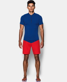 Men's Baywatch UA ½ Zip Rashguard  1 Color $28.49