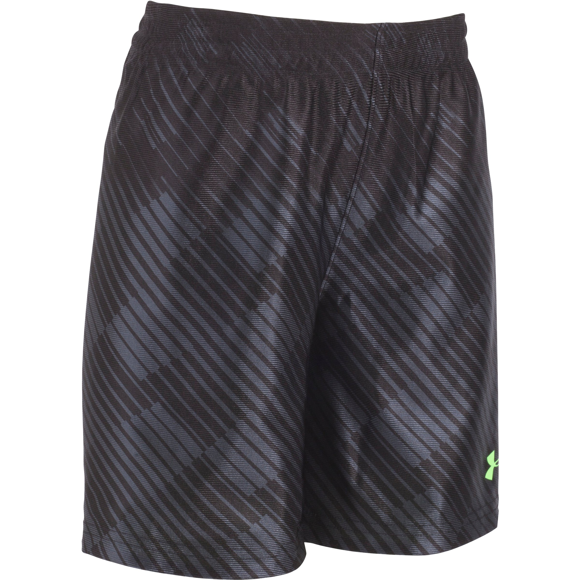 Boys' Toddler UA Tilt Shift Eliminator Shorts, Black , Laydown