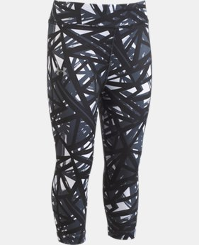 Girls' Toddler UA Divergent Capris  1  Color Available $26.99