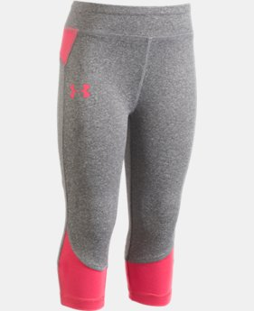 Girls' Toddler UA Studio Capris   $15.74