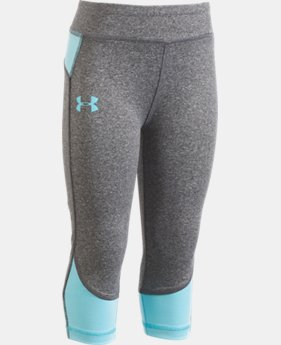 Girls' Toddler UA Studio Capris  1 Color $26.99
