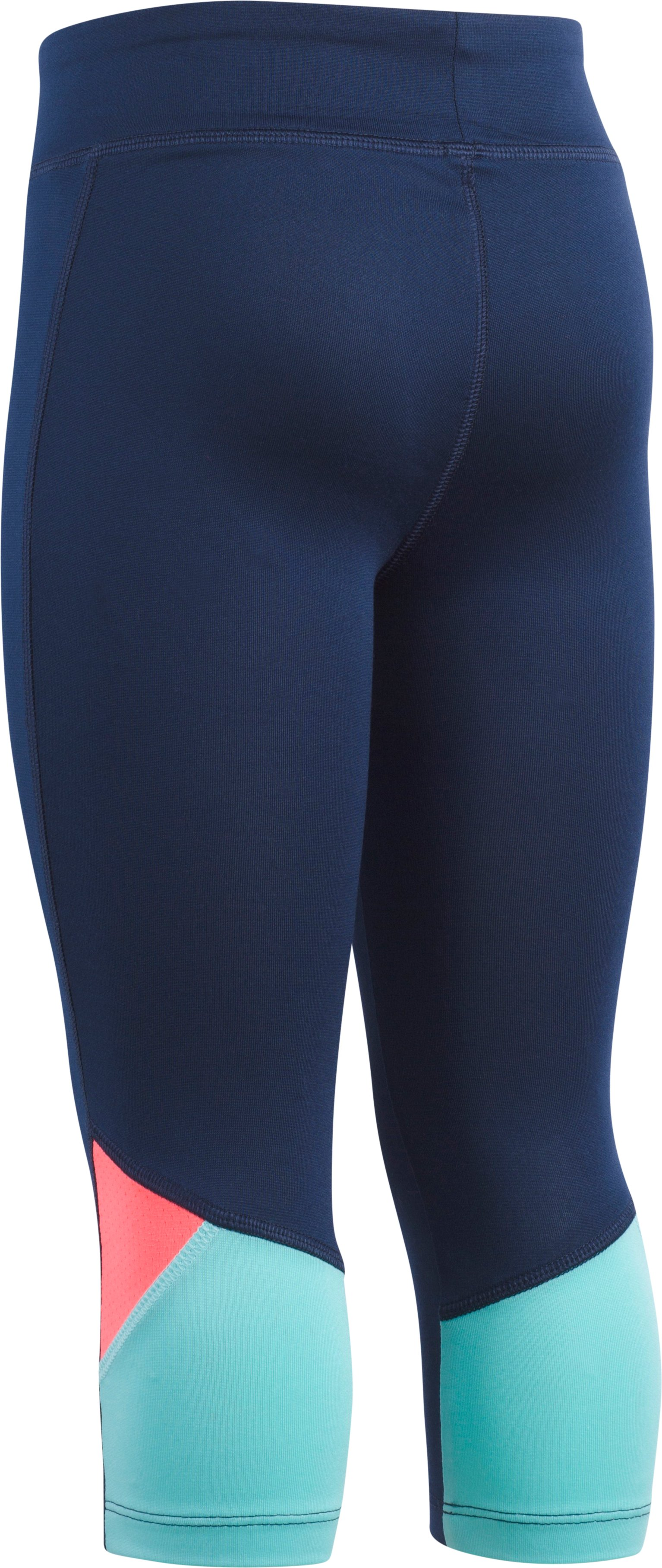 Girls' Infant UA Studio Capris, Academy,