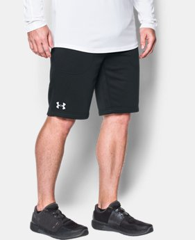 New Arrival Men's UA Storm Armour® Fleece Shorts  1 Color $44.99