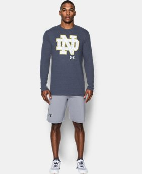 New Arrival Men's Notre Dame Tri-Blend T-Shirt  1 Color $39.99