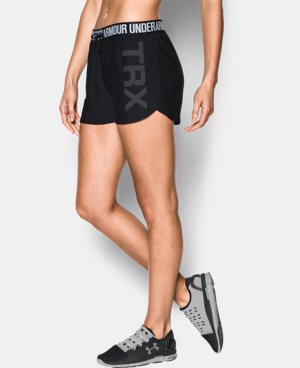 New Arrival Women's UA + TRX® Play Up Shorts  1 Color $34.99