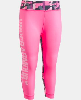 Girls' Pre-School UA Mix Master Capris  1 Color $15.74
