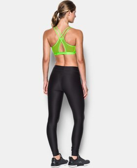 Women's UA Low Mesh Crossback Sports Bra  4 Colors $29.99