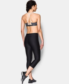 Women's UA Low Triangle Back Sports Bralette  2  Colors Available $22.49