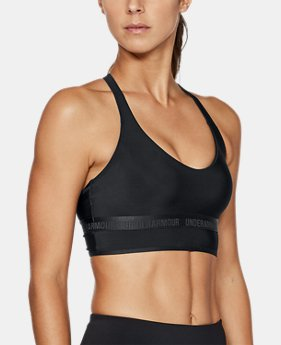 Women's UA Low Mesh Longline Sports Bra  1 Color $20.99