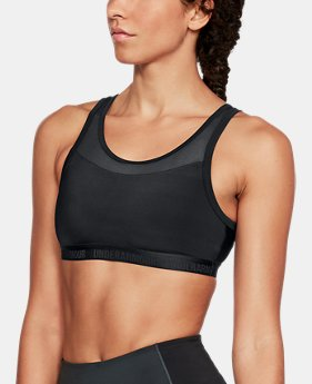 Women's UA Low Mesh Scoop Back Sports Bra  1 Color $22.49