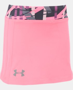 Girls' Pre-School UA Shifting Ladders Skort  1 Color $24.99
