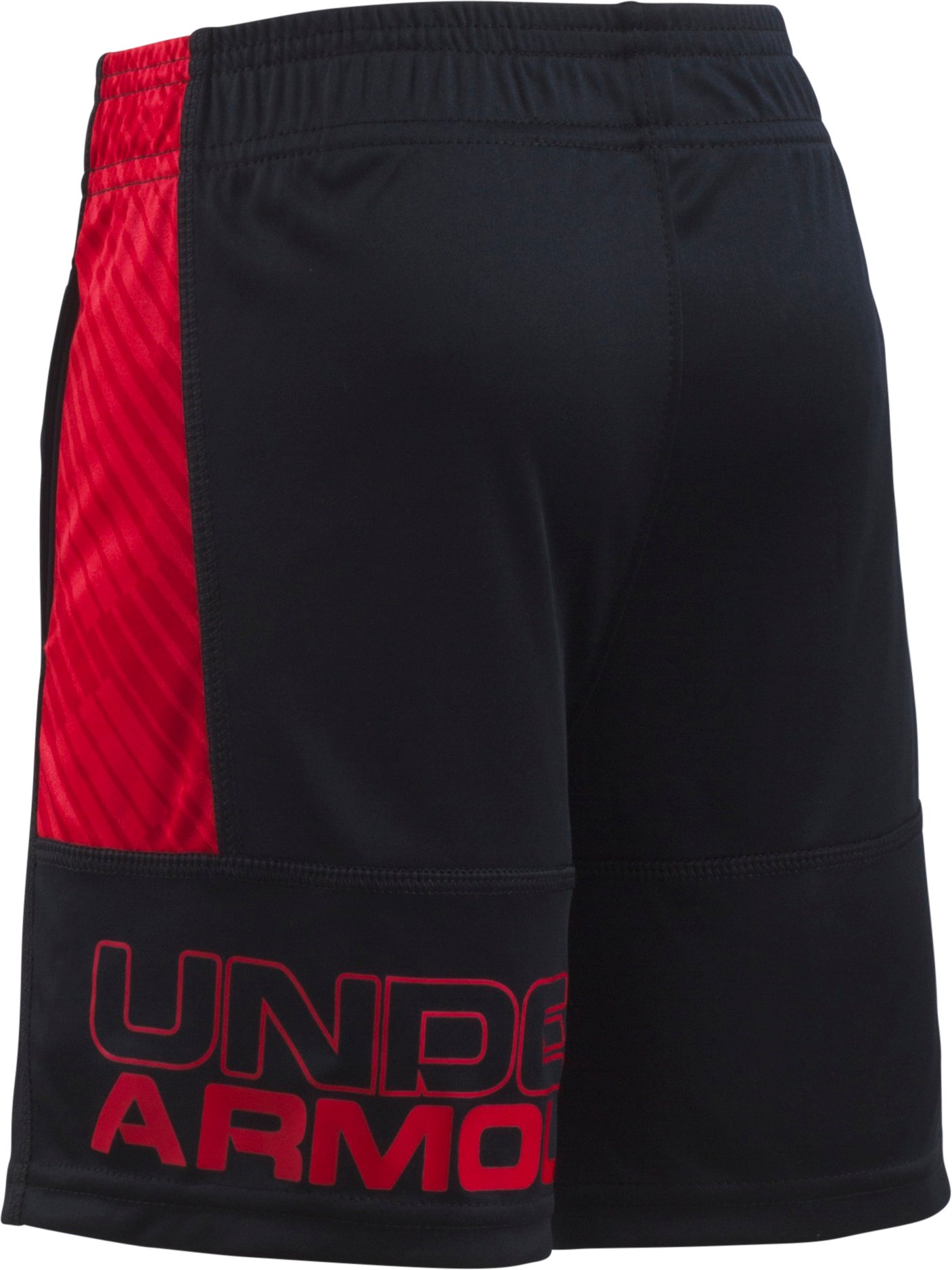 Boys' Infant UA Tilt Shift Eliminator Shorts, Black ,