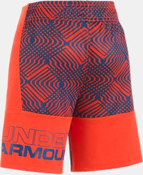 Boys' Toddler UA Midtown Grid Eliminator Shorts  3 Colors $18.99