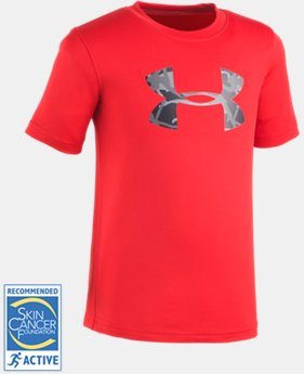 Boys' Toddler UA Anatomic Surf Short Sleeve Shirt  1 Color $15.74