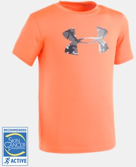 Boys' Toddler UA Anatomic Surf Short Sleeve Shirt  1 Color $16.99 to $20.99