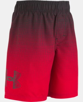 Boys' Pre-School UA Sahara Volley Shorts  1 Color $15.74