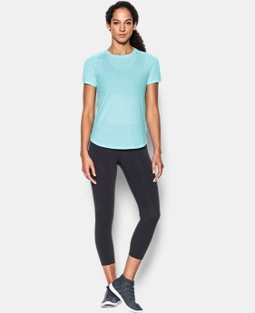 Women's UA Breathe Short Sleeve Top  1 Color $44.99