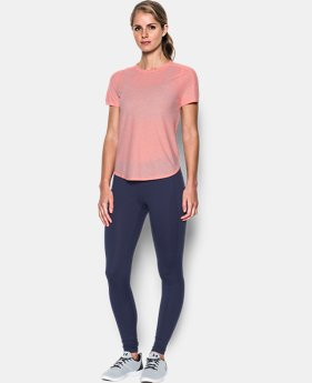 Women's UA Breathe Short Sleeve Top  1 Color $31.49 to $44.99