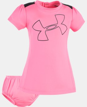 Girls' Newborn UA Big Logo Tennis Dress  1 Color $17.24