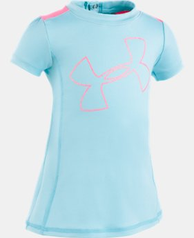Girls' Infant UA Big Logo Tennis Dress  1 Color $34.99