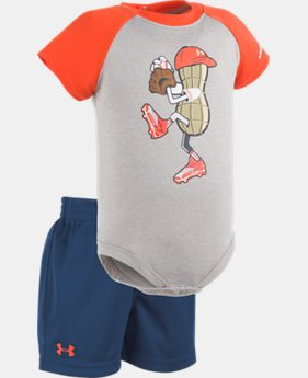 Boys' Newborn UA Peanut Pitcher Set  1 Color $20.99