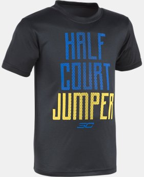 Boys' Pre-School SC30 Half Court Jumper Short Sleeve Shirt  1 Color $14.99