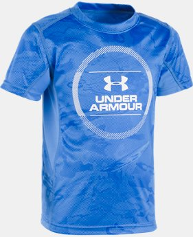 Boys' Toddler UA Hunt Target T-Shirt  1 Color $18.99