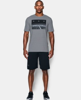 Men's Night Game Photo T-Shirt  1 Color $18.99