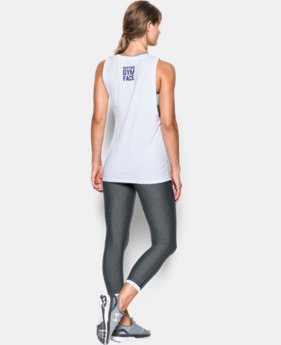New Arrival Resting Gym Face Muscle Tank   $39.99