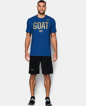 Men's Michael Phelps G.O.A.T. T-Shirt  1 Color $34.99