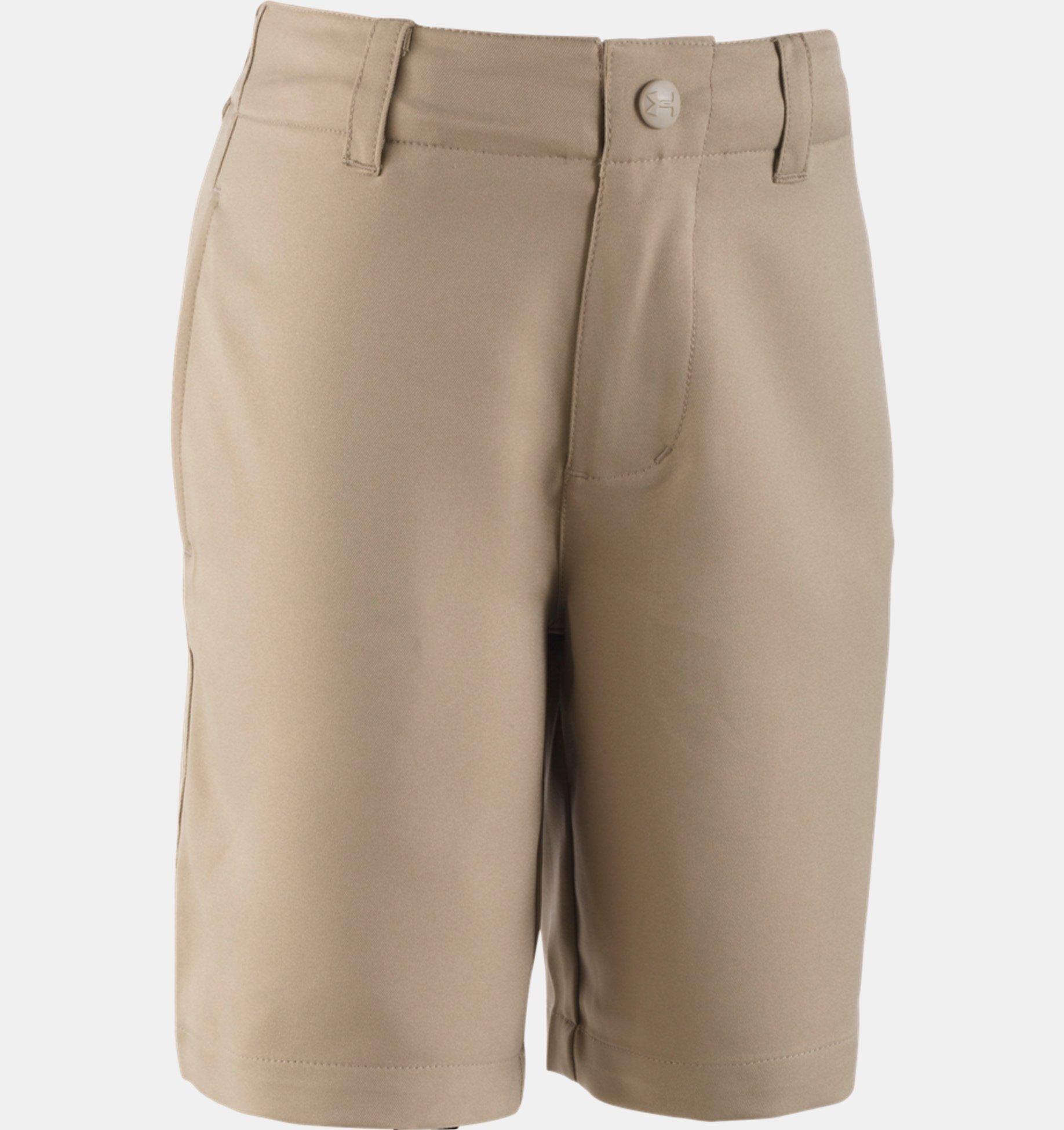 Underarmour Boys Newborn UA Golf Medal Play Shorts