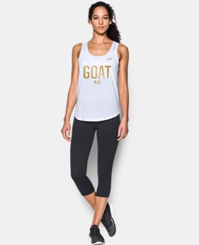 New Arrival Women's Michael Phelps G.O.A.T Tank   $34.99