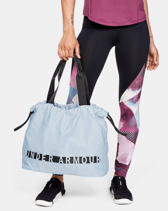 Women's UA Favorite Tote, Gray, pdpMainDesktop image number 0