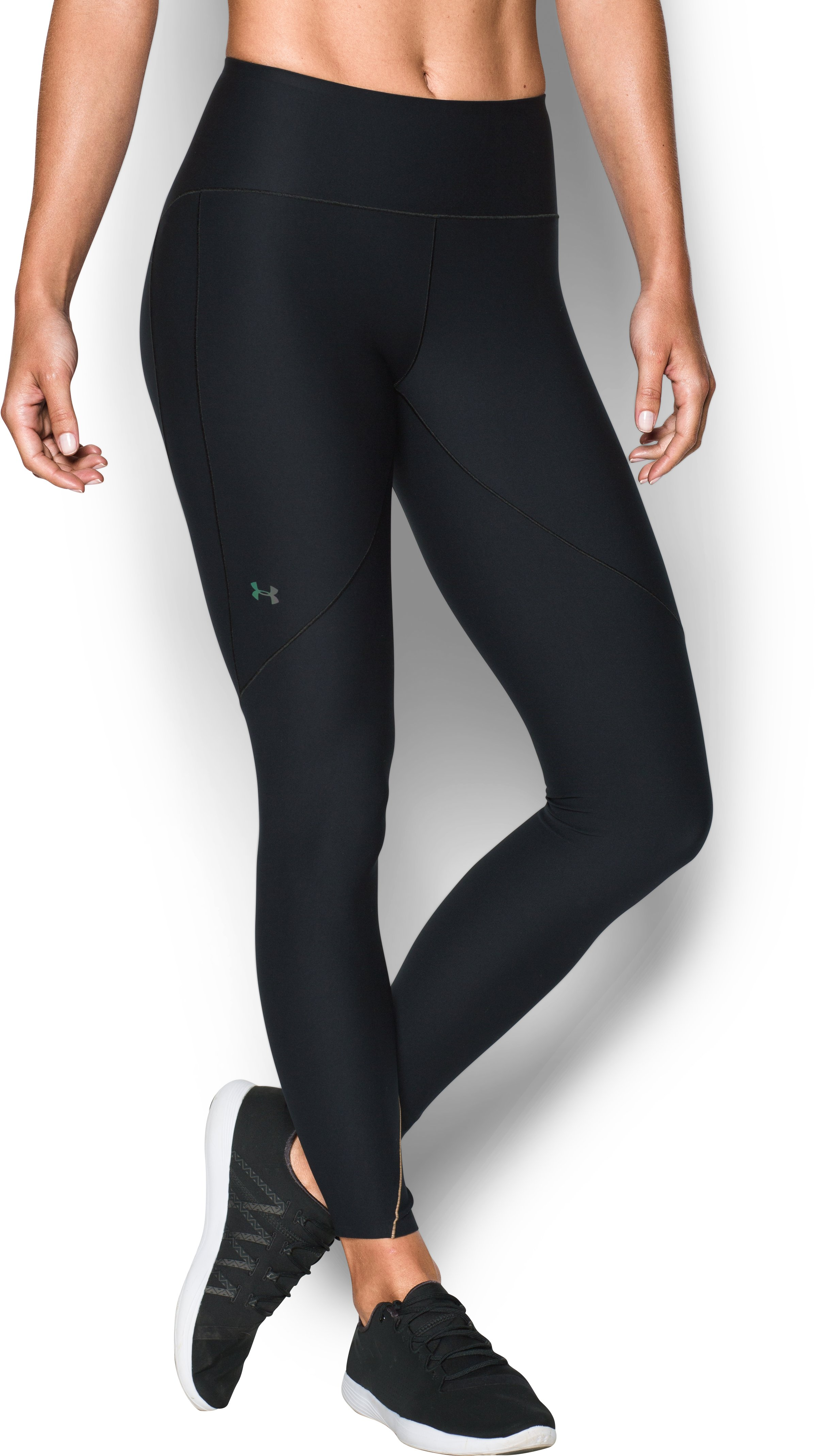 Women's UA Arris Leggings, Black