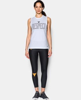 Women's UA x Project Rock Muscle Tank  2 Colors $39.99