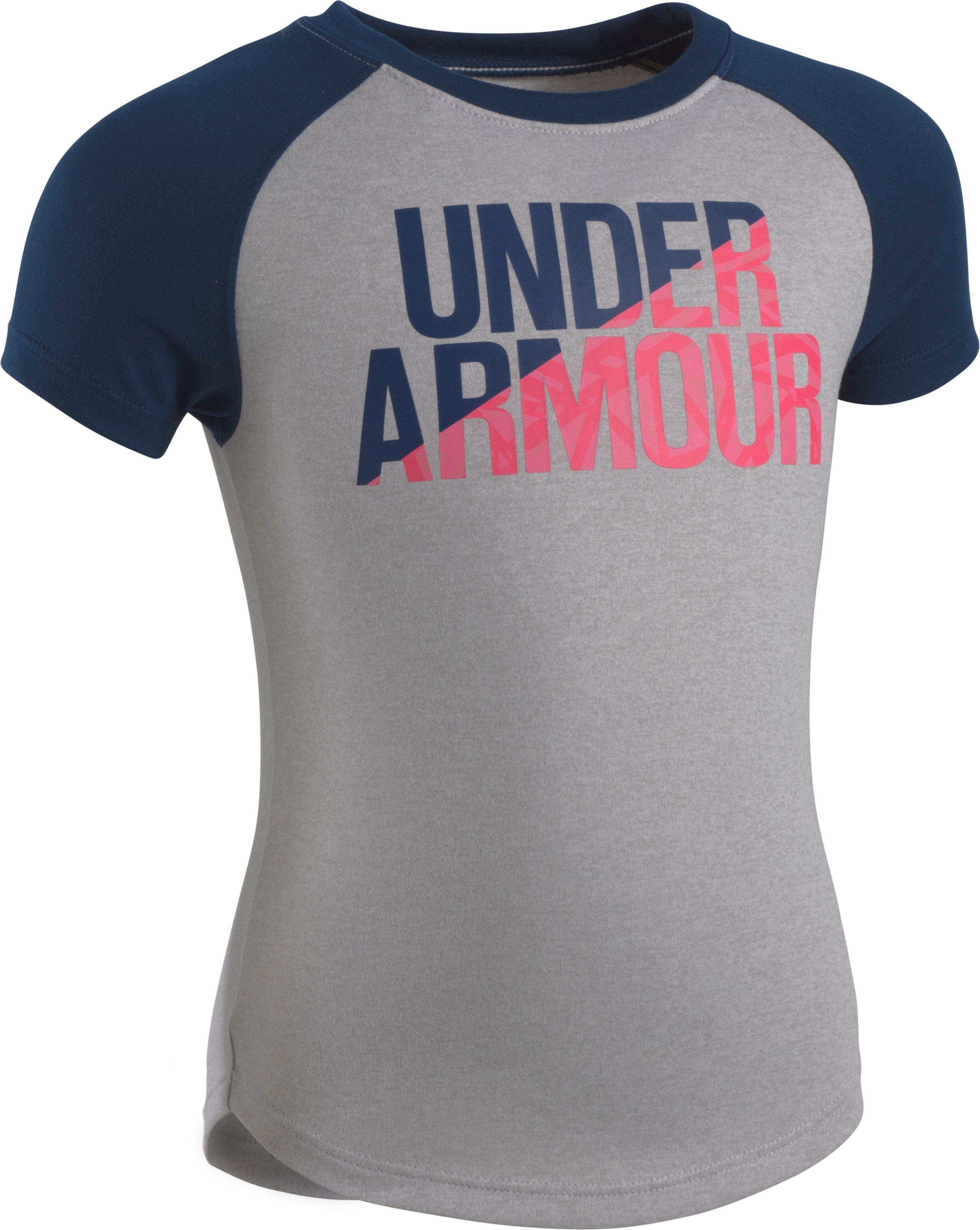 Girls' Pre-School Under Armour T-Shirt 1 Color $14.99